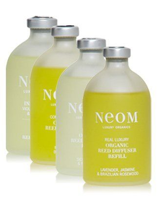 Organic Reed Diffuser Refill by Neom Luxury Organics. $29.00. Perfect for NEOM Organic Reed Diffuser fans...