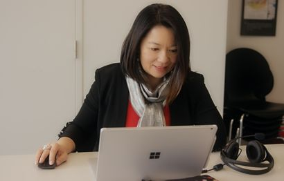 Forget comics, hand me the business pages! Valerie Khoo CEO of Australian Writers Centre
