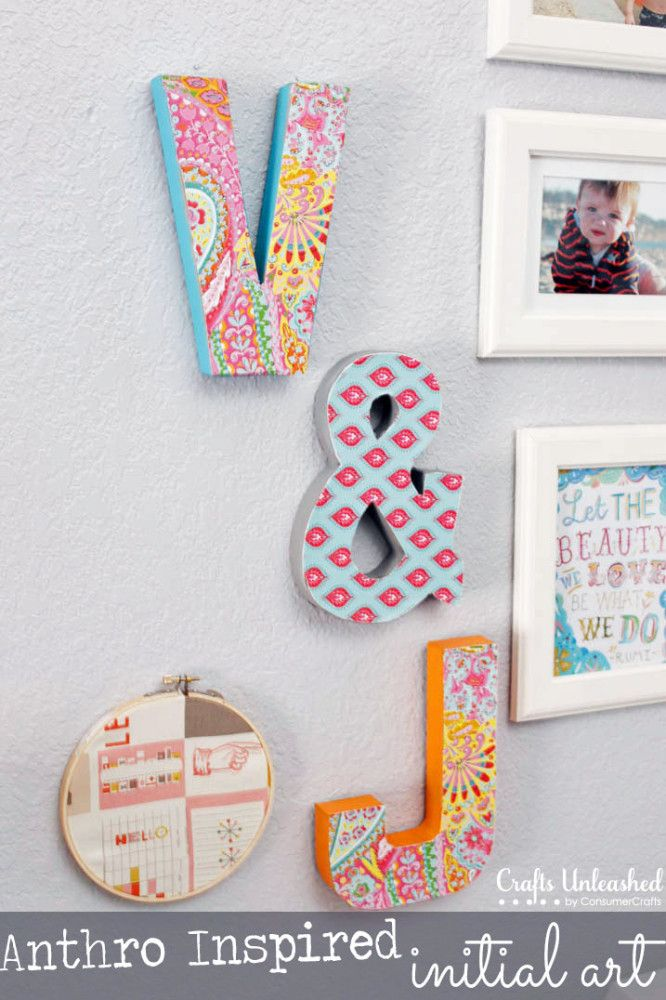 Diy Anthropologie Wall Decor : Images about diy crafts on raspberry