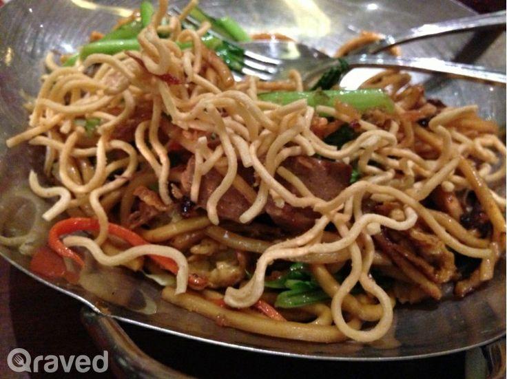Mie Goreng Jawa at Harum Manis Restaurant