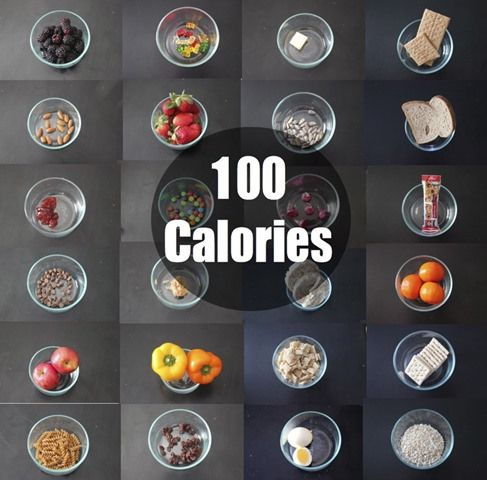Guest RD: What Does 100 Calories Look Like? AUGUST 13, 2014 Today's guest post is by Michelle Remkus. Michelle is a Registered Dietitian wi...