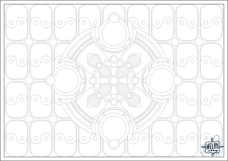 Colouring Christmas Calendar 22! Looks like some kind of jewellery or something. Here's the file: https://drive.google.com/open?id=0B2hOsgD06RP4NmpvMXN5WVd5SGs