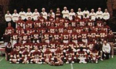 Washington Redskins Pictures   1987 Super Bowl Champs