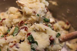 Matti's Kitchen: Mediterranes Kartoffelpüree