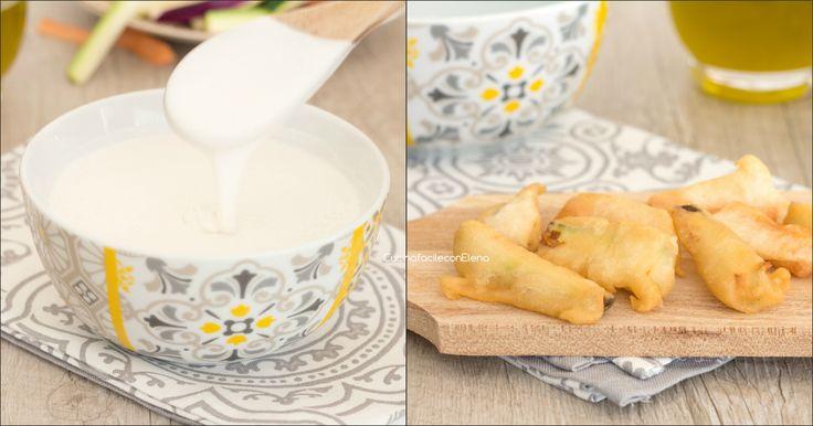 Pastella perfetta per fritti croccanti e asciutti, velocissima e facilissima da preparare, provatela e non cambierete più ricetta!