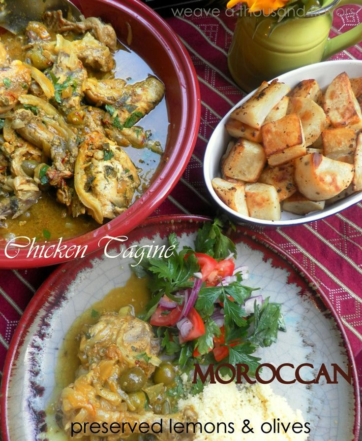 Chicken tagine recipe clay pot