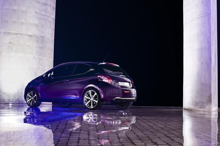 Geneva: Peugeot 208 GTI and 208 XY Concept cars revealed
