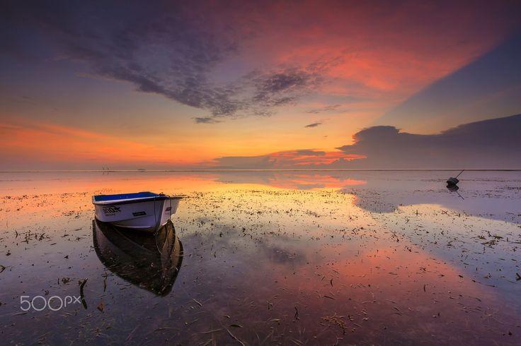 Morning Reflection by Yudik Pradnyana on 500px