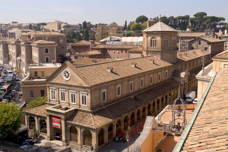 Rome4uஇ Roma e Lazio x te: Santo Spirito in Sassia e le antiche Scholae P...