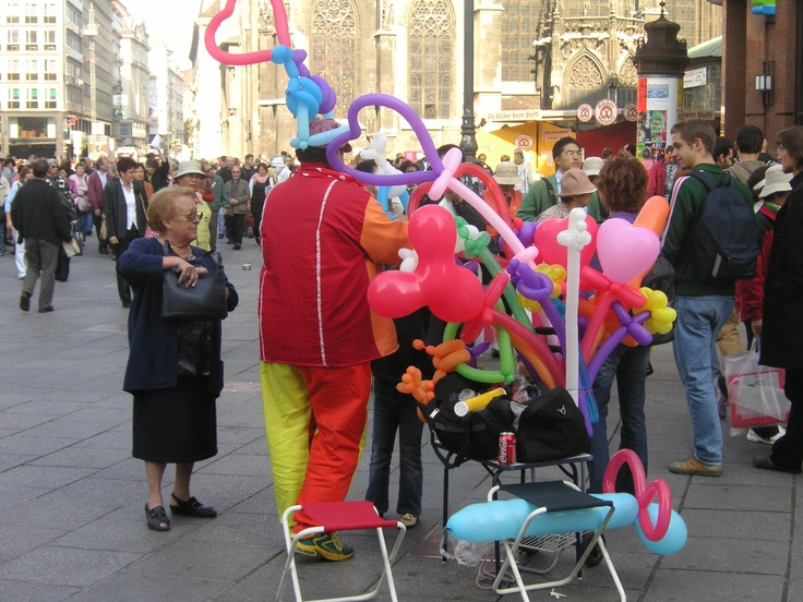 ballons modelling