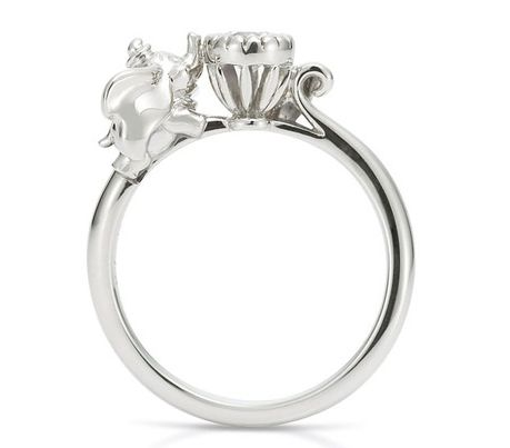Dumbo Ring (not as an engagement ring, though!)