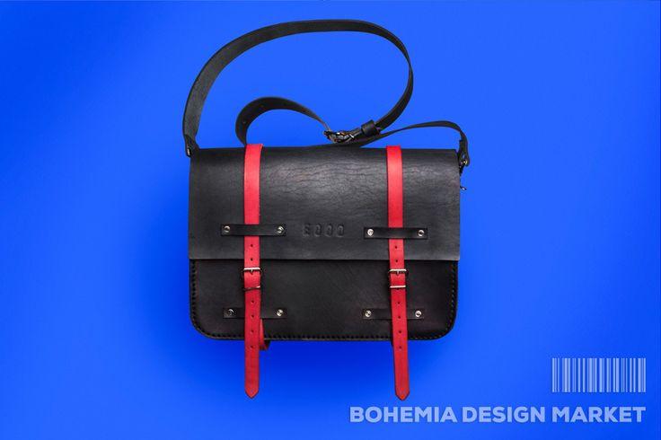 >>Eggo Frazer Leaster Bag - by Eggo<<  Enjoy Uniqueness & Quality of Czech Design http://en.bohemia-design-market.com/designer/eggo