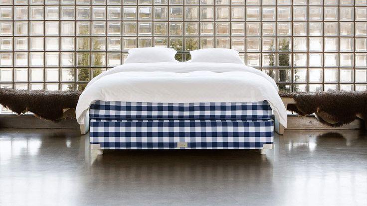 Beds - Adjustable, Continental & Frame Beds   Hästens Beds
