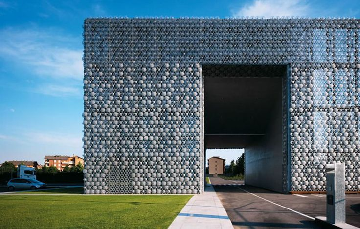 Extension of Perfetti Van Melle factory - Studio Archea - Lainate, Италия - 2009 - Archea Associati