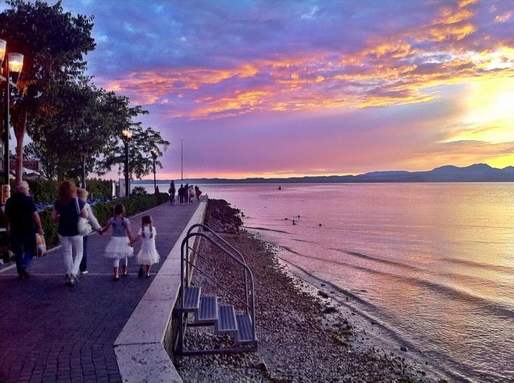 Bardolino – Holiday destination on beautiful Lake Garda.