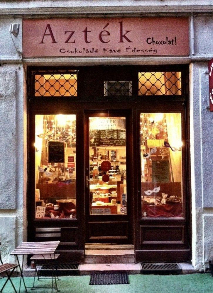 Budapest egyik legjobb csokizdája - Azték Choxolat! | WeLoveBudapest.com