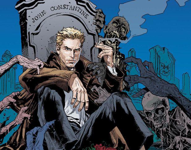 constantine tv series | Constantine' TV show coming to NBC