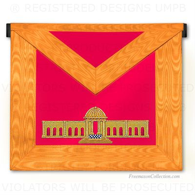 16° Degree Scottish Rite Apron