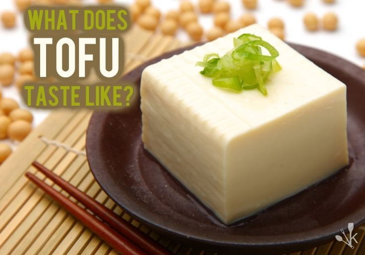Is tofu healthy and what does it taste like? Tofu tastes mild and sweet with a slightly nutty flavor. Discover what it's made of, how to make it taste good and tofu nutrition information.