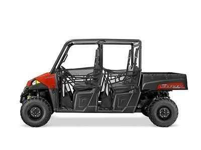 New 2016 Polaris Ranger Crew 570-4 Solar Red ATVs For Sale in Connecticut. 2016 Polaris Ranger Crew 570-4 Solar Red, Get more done around home or propertyPowerful 44 hp ProStar® EFI enginePlush suspension travel and refined cab comfort, including Lock & Ride® Pro-Fit integration