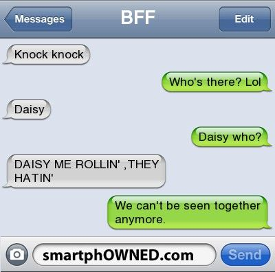 knock knock..Funny Texts,  Internet Site, Best Friends,  Website, Texts Messages, Web Site, Funny Text Messages, Funny Stuff, Knock Knock