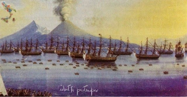 1792 - La flotta borbonica