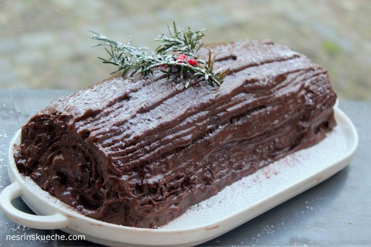 Kolay Kütük Pasta                         -  Nesrin  Kismar #yemekmutfak