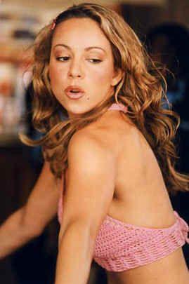 Mariah Carey Heartbreaker Video Stills