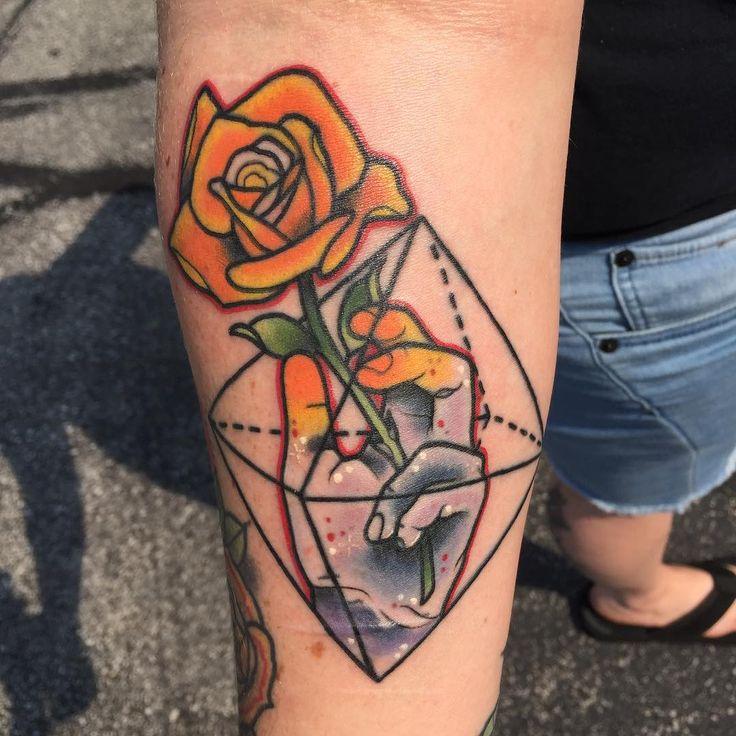 Tattoo Ideas Yellow Rose: 64 Best Rosetatovering Images On Pinterest