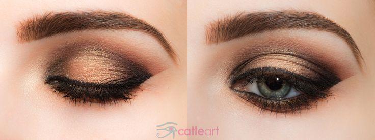 #catleart, #makeupatelierparis, #www.catle.pl, #makeup,