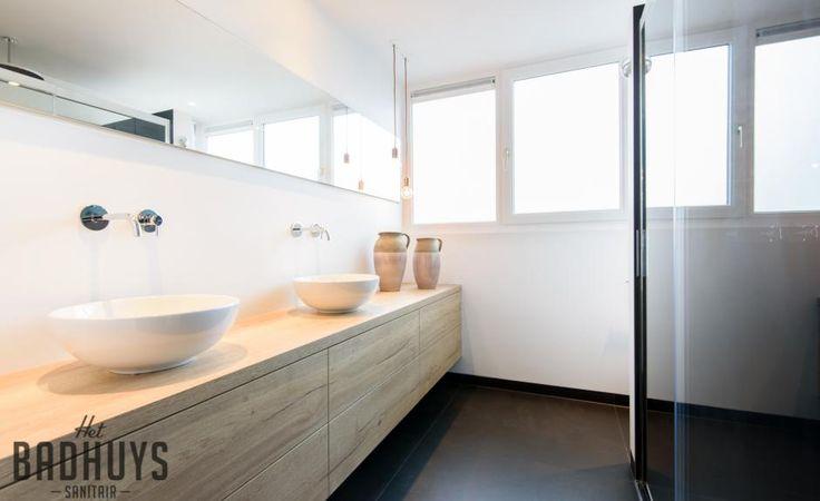 Badkamer Op Maat : Best badkamers images badezimmer aussenbad und