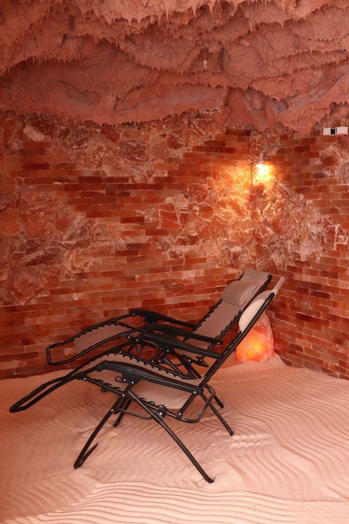 Soleil S Salt Cave Salt Cave Salt Room Himalayan Salt Room