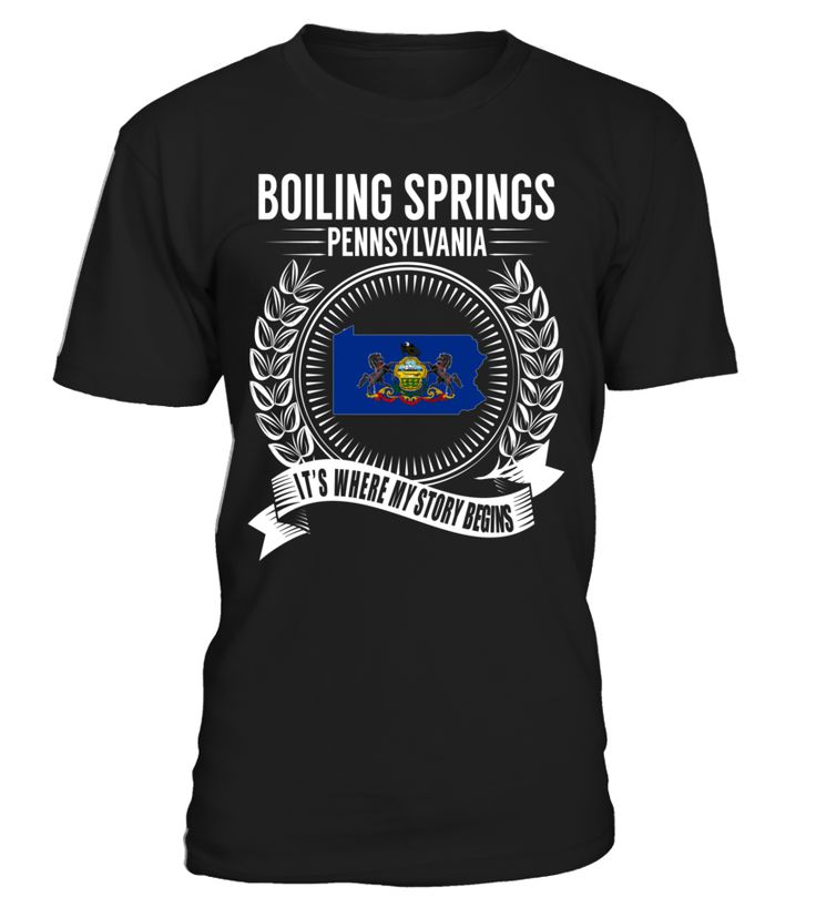 Boiling Springs, Pennsylvania - It's Where My Story Begins #BoilingSprings