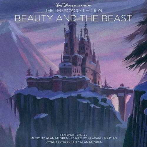 Original Motion Picture Soundtrack (Walt Disney Records The Legacy Collection) from the movie Beauty And The Beast (1991). Music composed by Alan Menken.  #BeautyAndTheBeast #Soundtrack by Alan Menken - Walt Disney Records The Legacy Collection #WaltDisney #movie #music