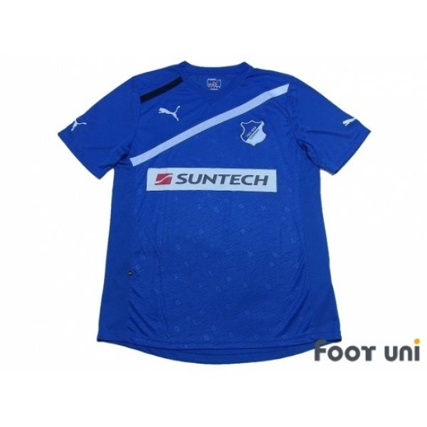 Photo1: TSG 1899 Hoffenheim 2011-2012 Home Shirt w/tags puma - Football Shirts,Soccer Jerseys,Vintage Classic Retro - Online Store From Footuni Japan