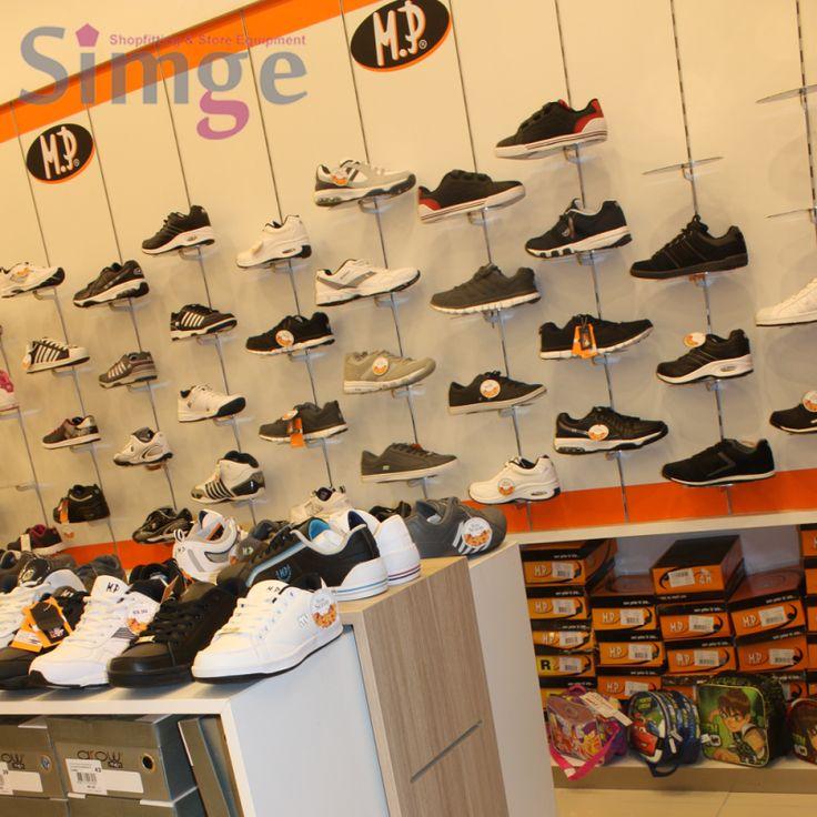 Ayakkabı Mağazası Dekorasyonu 08