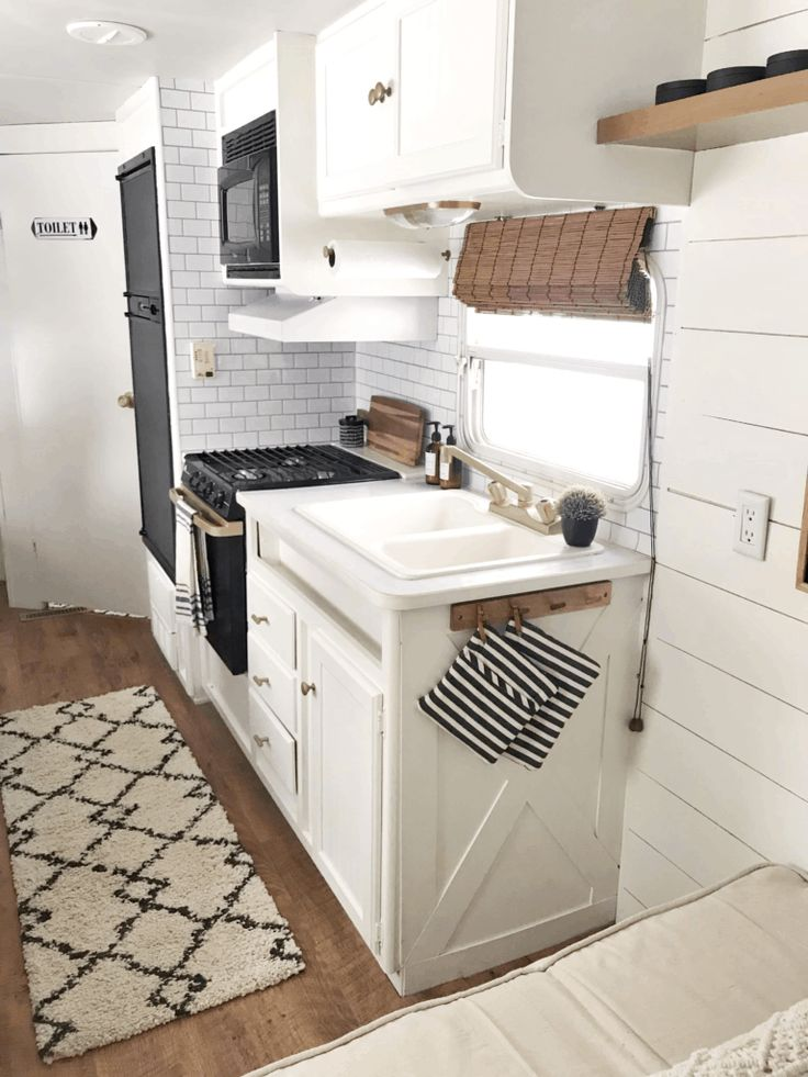 Camper Remodel Ideas That Will Inspire You To Remodel Your Own
