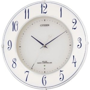 Discount Designer Watches - CITIZEN (シチズン) 掛け時計 ネムリーナM448 電波時計 8MY448-019 | 最新の時間センター