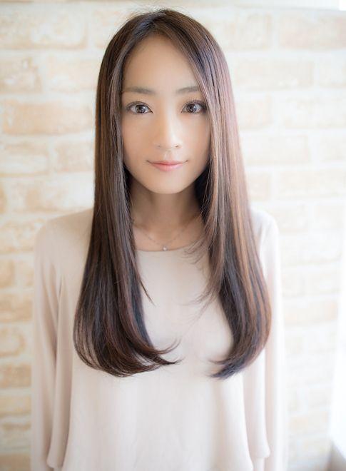 つやつやヘアスタイル王道のロングヘア♡参考にしたいアレンジ・髪型・カットのアイデア♬