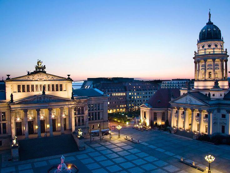 Heiraten in Berlin, Freie Trauung im Karlsson Penthouse