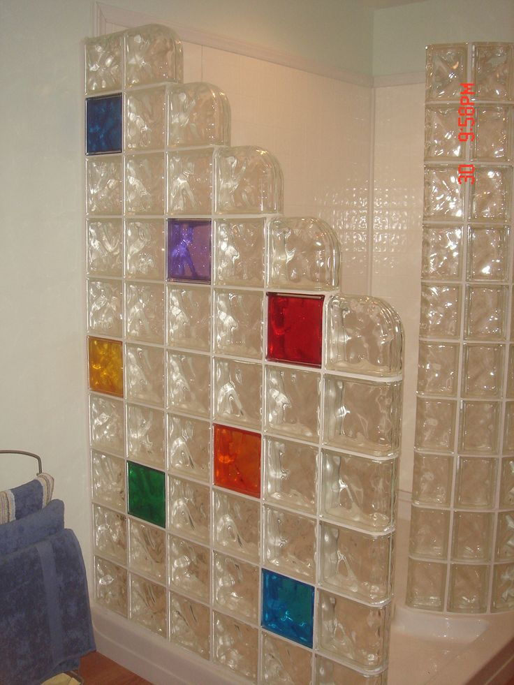 Bathroom Stall Blocks 180 Best ガラスブロック Images On Pinterest | Glass Blocks,  Glass