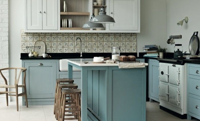 Combine style and practicality in a room that's fully equipped for cooking with ease and has all the charm of a relaxed country kitchen.