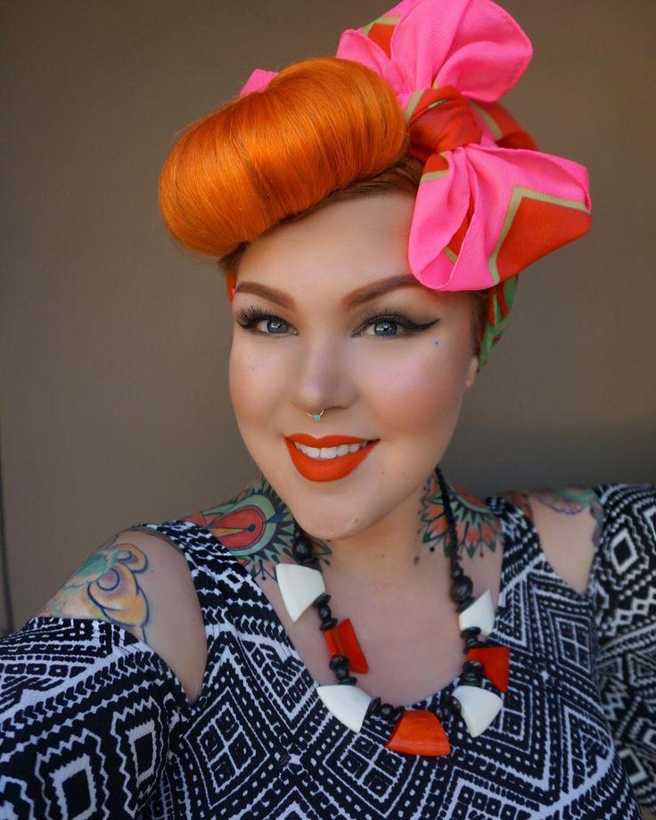 As 25 Melhores Ideias De Burnt Orange Hair Color No