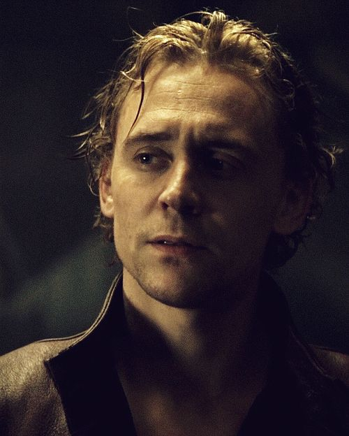 "Hiddleston as Prince Hal from ""The Hollow Crown."" via tumblr."