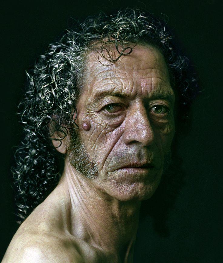 Les portraits de Pierre Gonnord portrait pierre gonnord 05 photo photographie art