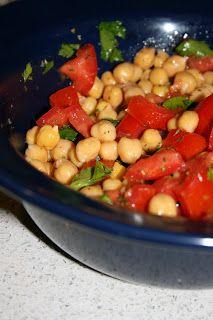 58 best 7 turkish food images on pinterest turkish recipes only turkish food chickpea salad forumfinder Choice Image