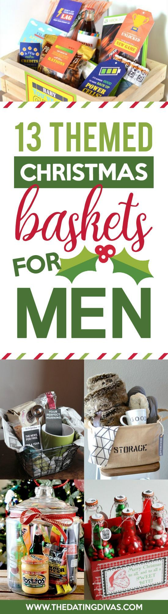 Christmas Gift Baskets for Men