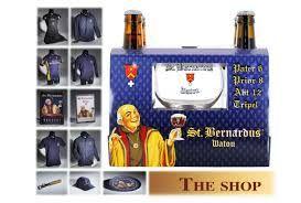 Afbeeldingsresultaat voor st bernardus brouwerij promo item