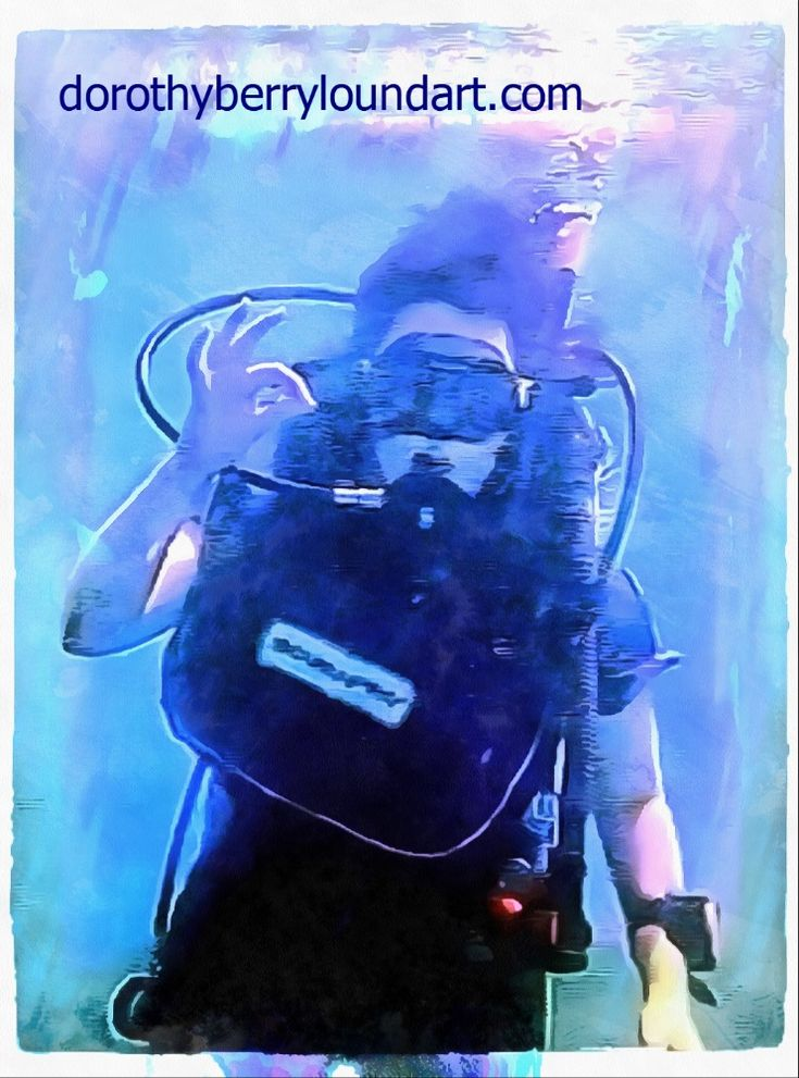 Click on the photo to read the blog. How I learnt to scuba dive in various exotic locations but hated it - but got totally hooked on underwater photography and gradually land photography.  #scubadiving #underwater #photomanipulation