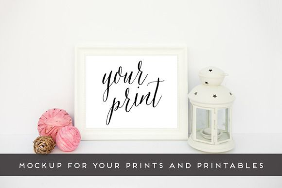 Check out Frame Mockup by Bloom Shop Labs on Creative Market